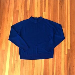 Vintage Designers Originals Blue Sweater